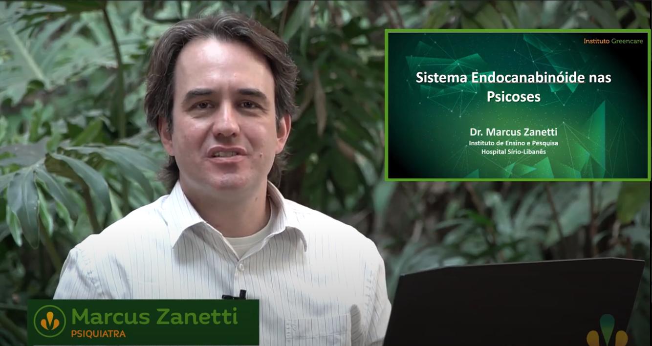 Sistema Endocanabinóide nas Psicoses – Dr Marcus Zanetti