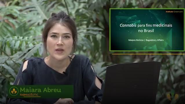 Cannabis para fins medicinais no Brasil – Maiara Nishino de Abreu