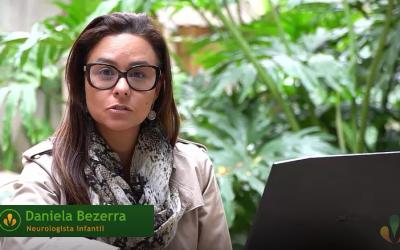 Quais as indicações para uso de canabinoides em crianças ?  Dra Daniela Bezerra